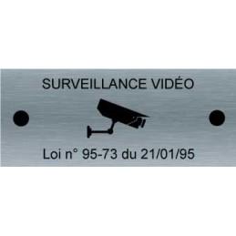 vidéo-surveillance aluminium
