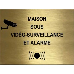 alarme laiton