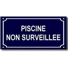 Plaque de rue Panoramique