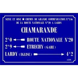 Commande JAMOIS CHAMARANDE
