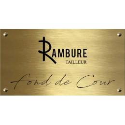 Commande Studio Rambure