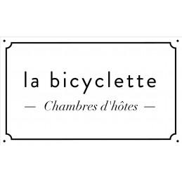 Commande La Bicyclette