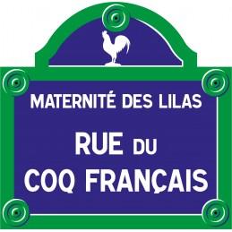 Commande Maternité des Lilas