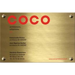 Commande COCO Architecture