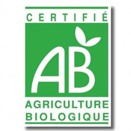 Plaque émaillée Agriculture Biologique