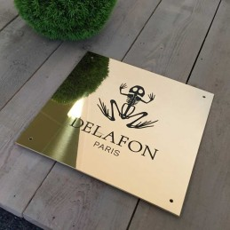 plaque logo pro