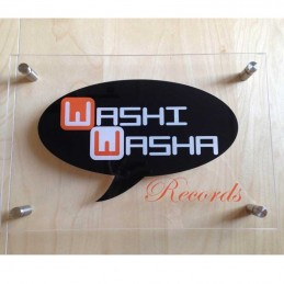 impression quadri logo plexi transparent