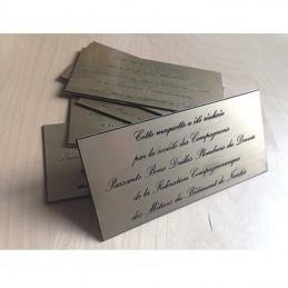acrylique métal
