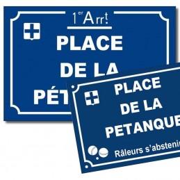 Plaque Marseille