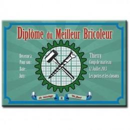 Diplôme Bricoleur