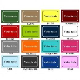 choix couleurs