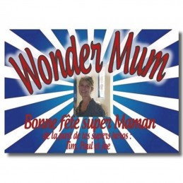 plaque wonder mum