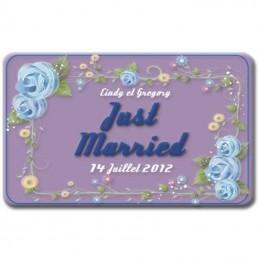 plaque plexi just married romance