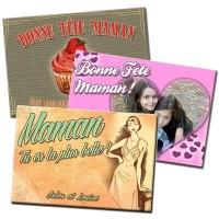 Plaque fête des mères à commander en ligne - Pour un cadeau sympa